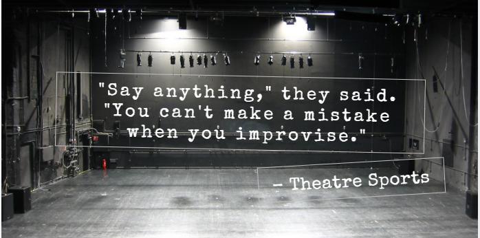 Tripwire to Sponsor Bendigo TheatresportsCompetition