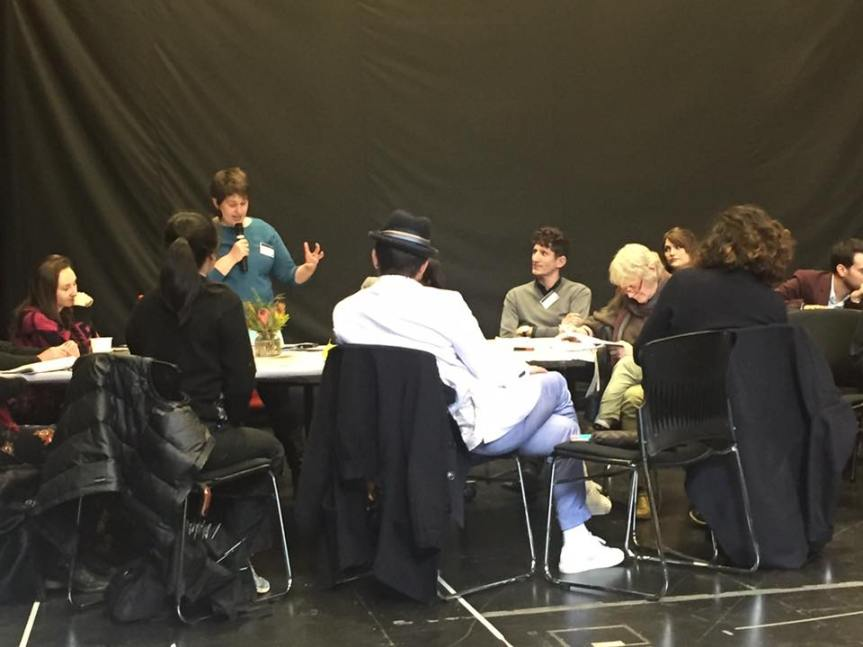 Reflections from Victorian Theatre Forum – Megan Riedl